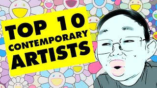Top 10 Contemporary Artists in 2020- HAR #14
