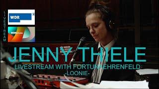 Jenny Thiele // Loonie - Livestream @WDRforyou