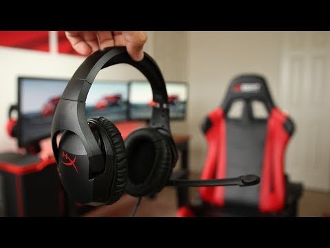 The BEST Gaming Headset Under $50! -- Hyper X Cloud Stinger Review