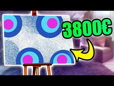 3800€ FÜR EIN BILD?!?!?