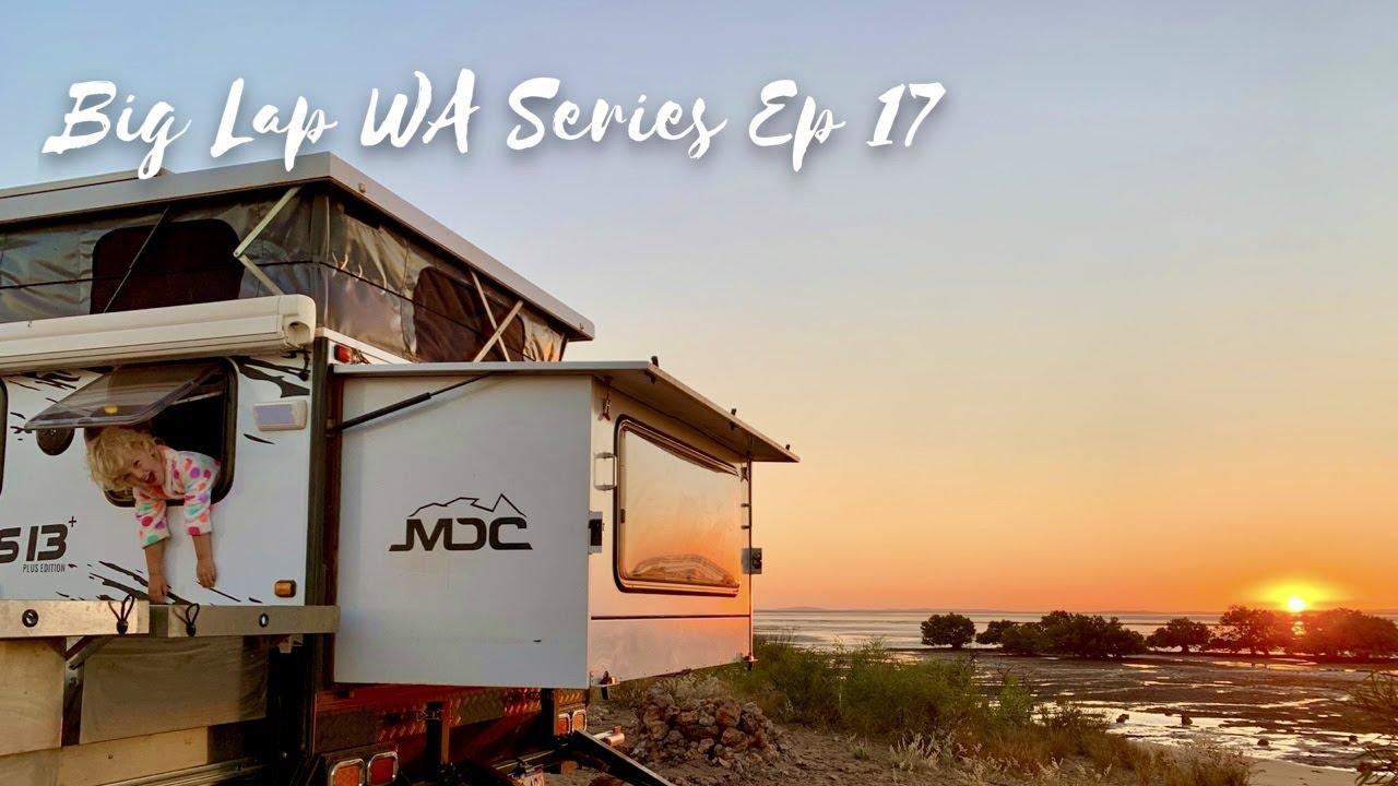 Download E17 | The Big Lap of WA - Point Samson/Karratha/Dampier