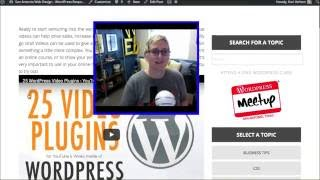 Facebook and YouTube WordPress Plugins
