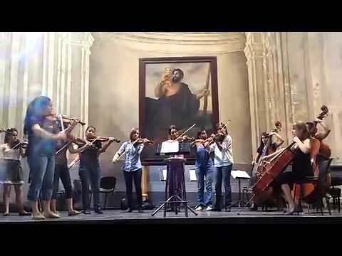 Cuban Music: Camerata Romeu String Orchestra