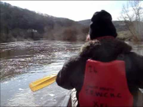 SMLG Canoe Trip on the River Wye Part 1
