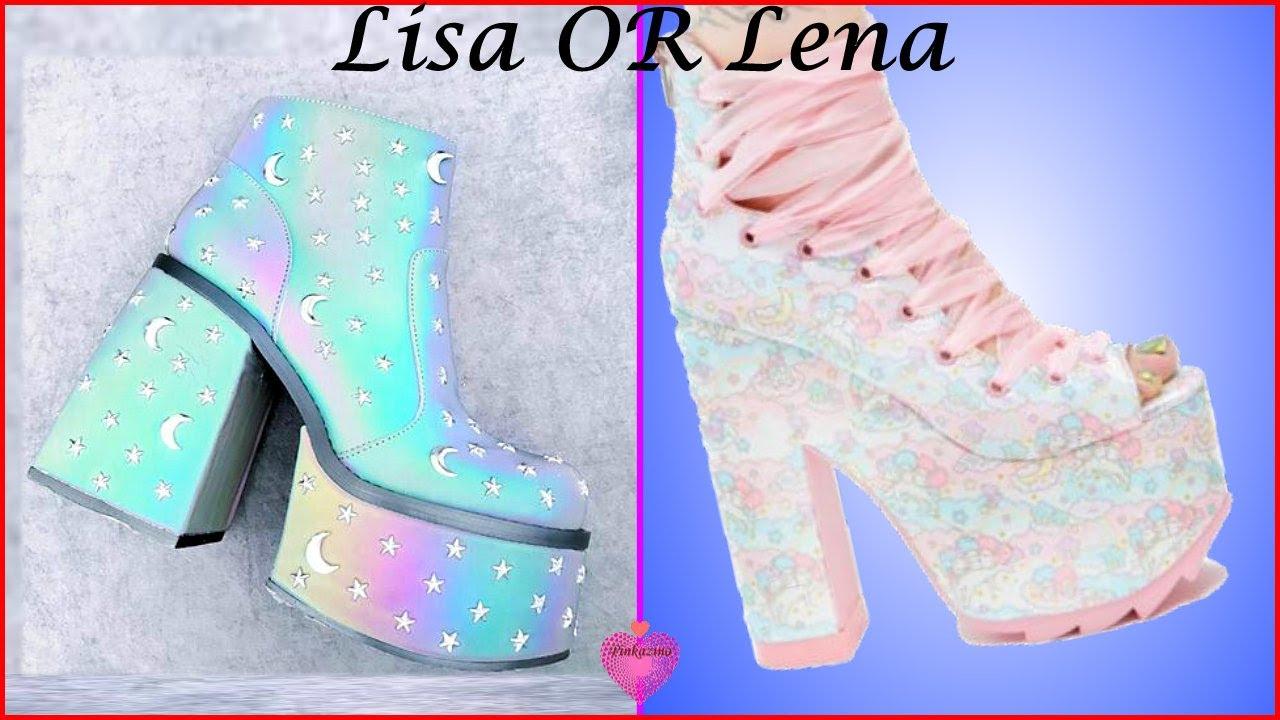 LISA OR LENA 💖🤗 #24 - YouTube