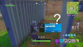 INIVISIBLE ITEMS GLITCH! - Fortnite Battle Royale #324