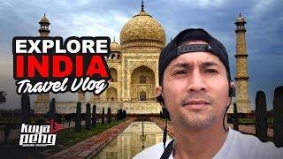 EXPLORE INDIA travel vlog