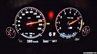 2016 BMW X6M F86 Launch Control 0-280km/h Acceleration(In this video I'll show you a 0-280 km/h acceleration in the 575HP BMW X6M F86 xDrive 4.4 litre V8 BiTurbo using the launch control system. I'm still shocked by ..., 2016-05-19T10:42:56.000Z)