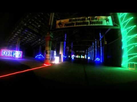 Charlotte Motor Speedway: Christmas 2014