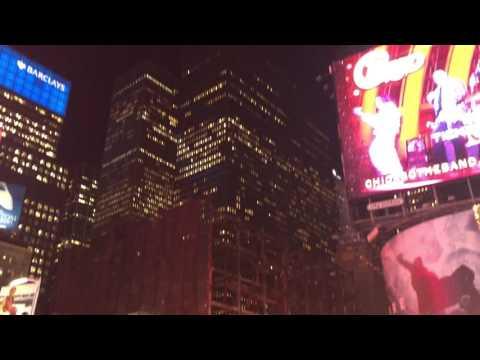 Broadway @New York, United States