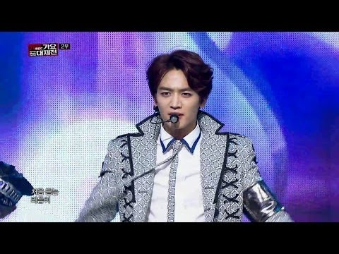【TVPP】SHINee - Everybody, 샤이니 - 에브리바디 @ 2013 KMF Live
