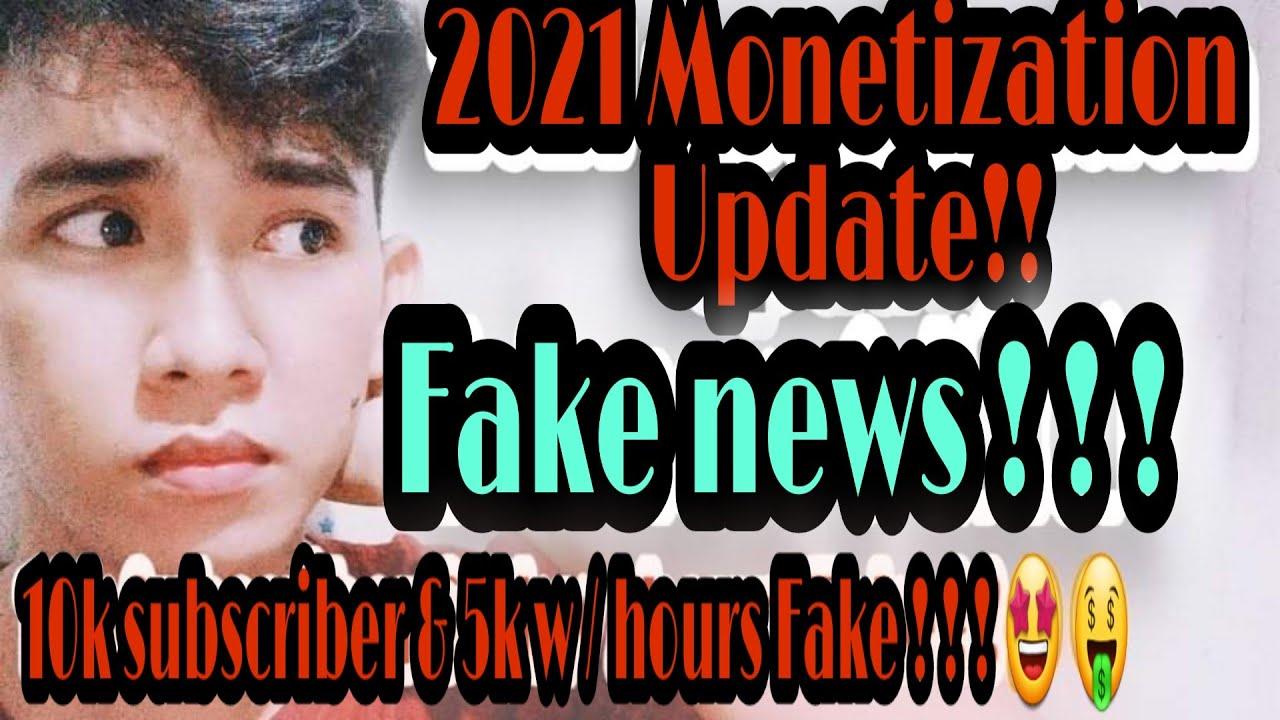 Youtube Update 2021