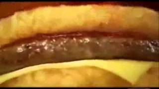 Jollibee Hash Brown Burger - Project In Spanish