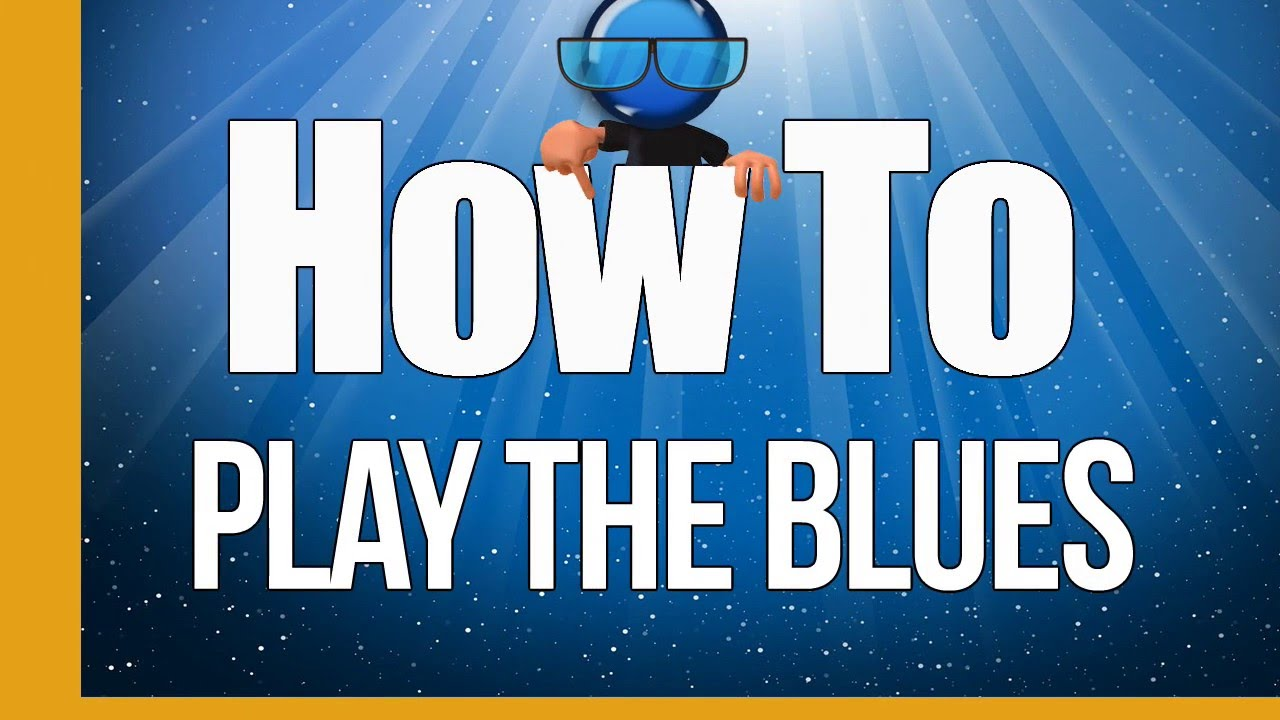 How to play the blues on guitar easy blues guitar tabs youtube how to play the blues on guitar easy blues guitar tabs hexwebz Image collections