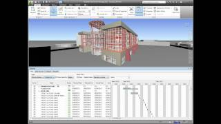 What's New in Autodesk Navisworks 2012 - 4D Scheduling