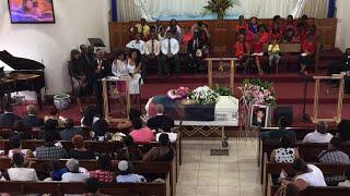 Funeral Service - Julian Reynolds McCarthy - Part2
