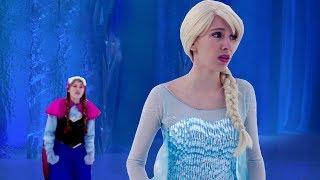 Frozen - Por uma vez na eternidade na vida real [720p PT-BR]