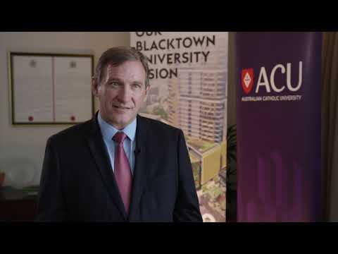 Australian Catholic University (ACU) Blacktown Launch
