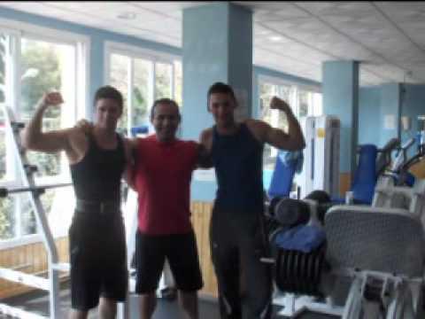 Sculpture gym en el gimnasio youtube for Gimnasio el gym