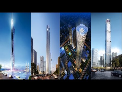 Top 10 Tallest Buildings in the World 2018 (under constcruction)