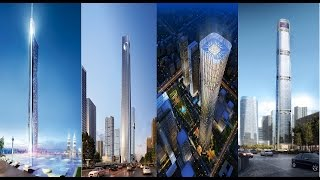 Top 10 Tallest Buildings in the World 2017 (under constcruction)