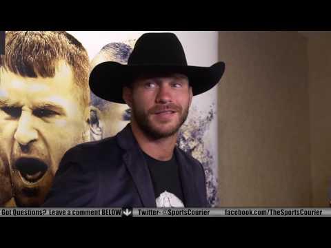 Donald Cerrone on UFC 205, Robbie Lawler, Eddie Alvarez Rematch