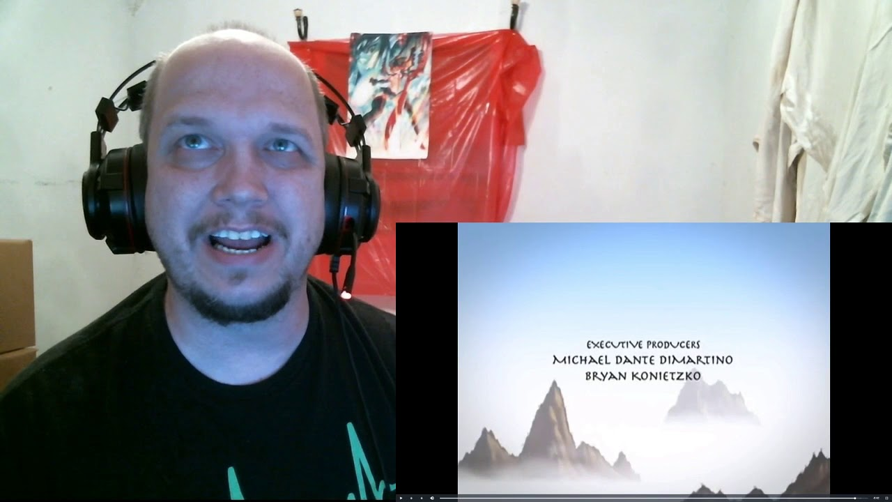 Download Blind Reaction:Avatar the last Air Bender, Season 1 Episode 4 (redirect)