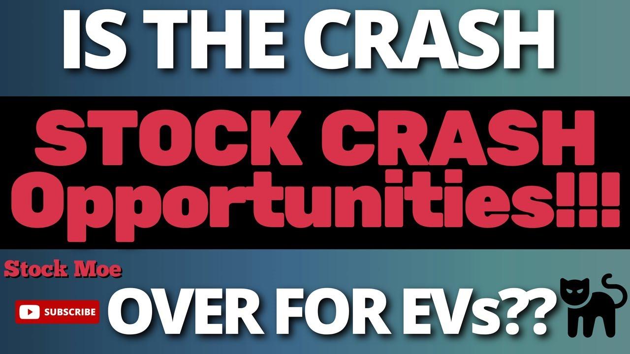 IS THE STOCK MARKET CRASH OR CORRECTION OVER & TESLA STOCK & NIO STOCK PRICE & CHPT STOCK PRICE?