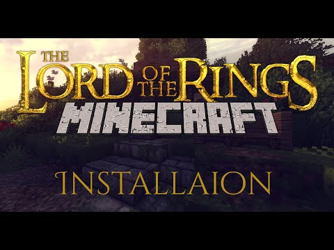 How To Download The Lord Of The Rings Mod For Minecraft 1.7.10
