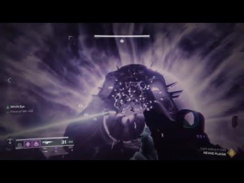 Destiny 2 - Leviathan Raid (Calus - Prestige) 1 Phase