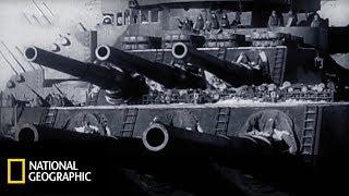 Podczas II Wojny Światowej były najszybszymi pancernikami na świecie! [Potęga Techniki]