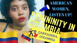 Women In Colombia  (Dating Advice for Tourists in Medellin Colombia)