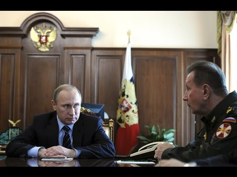 Russia to create National Guard to fight terrorism, organized crime