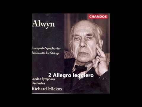 Alwyn  Symphony No.1