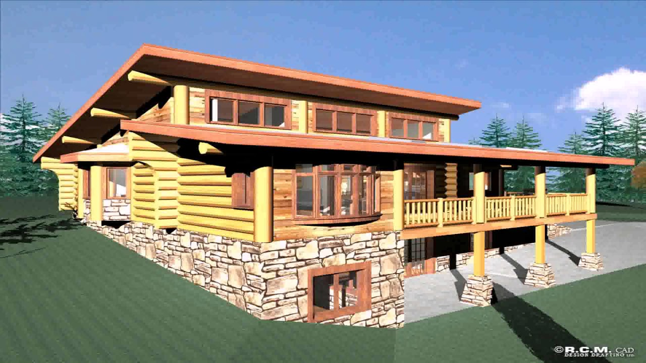 Passive solar house designs for canada youtube for Solar house designs