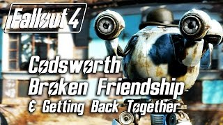Fallout 4 - Codsworth - Broken Friendship & Getting Back Together