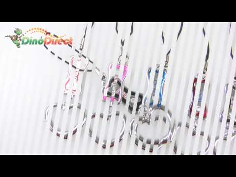Lovely Constellation Cell Phone MP3 MP4 Metal Strap Charm - dinodirect