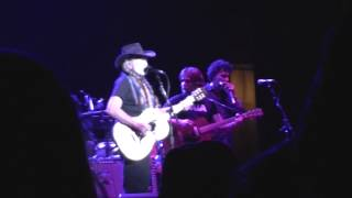 Willie and Lukas Nelson - Funny How Time Slips Away/Crazy/Night Life - 12/7/12