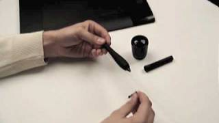 Wacom Intuos4 Grip pen Grip change