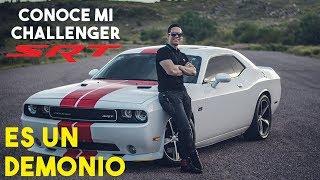 MI CHALLENGER SRT ES UNA BESTIA!!    ALFREDO VALENZUELA