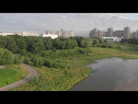 Раменский парк, Dji Mavic Air, 4К