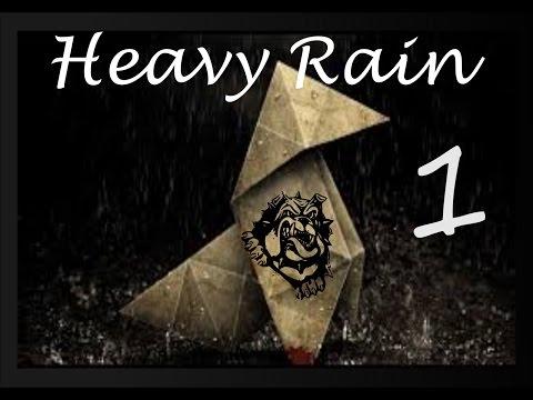 HEAVY RAIN. Capitulo 1- LA FIESTA