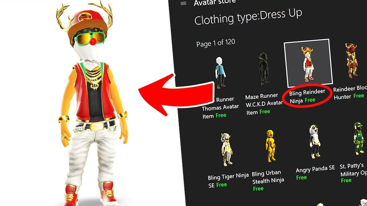 How to buy free clothes in Avatar in many ways