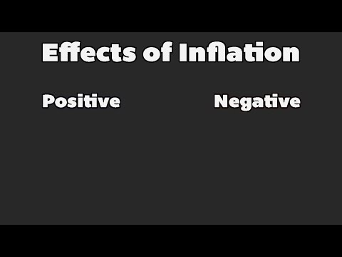 HSC Economics - Positive and Negative Effects of Inflation