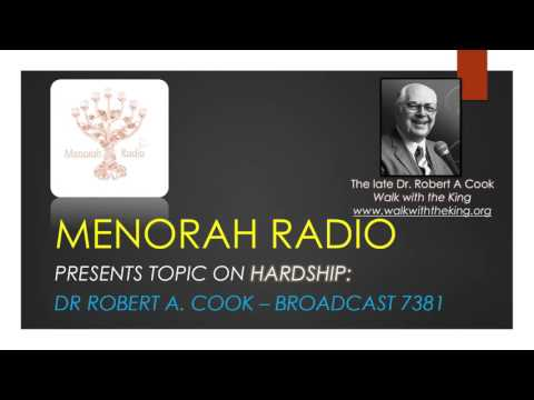 Dr Robert A. Cook on Hardship (HD)