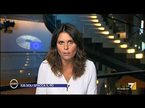 Omnibus - Ius soli spacca il PD (Puntata 14/09/2017)