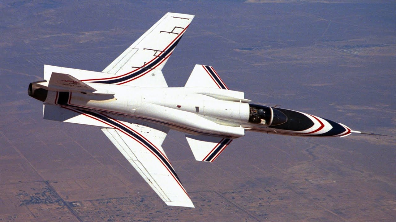 Download X-29 - The Most Unstable Fighter Jet Ever Built