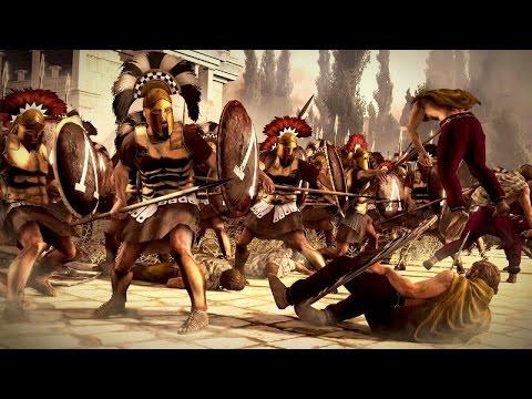 Обзор супер юнит-мода на игру Total war rome 2!