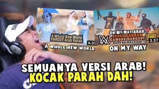 Gambar cover LAGU ON MY WAY SAMA ALADIN DI JADIIN VERSI ARAB! KOCAK NJER!!!