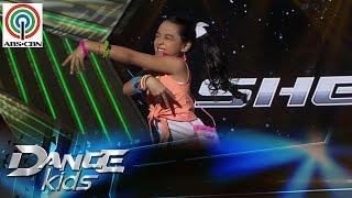 Dance Kids 2015 Step Up: Sheena Belarmino